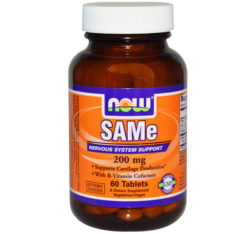 SAMe 200 mg 60 tablets