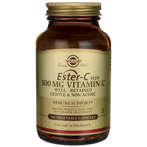 Ester-C Plus 500 mg Vitamin C 100 vcaps