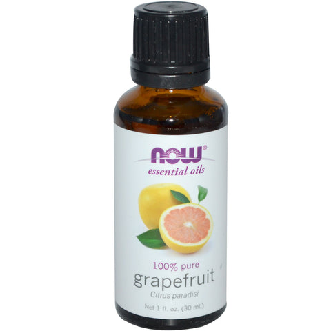 Grapefruit 100% Pure Essential Oil, 1 fl oz (Now Foods)