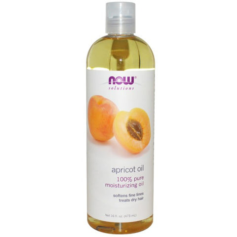 Apricot Oil, 16 fl oz (Now Foods)