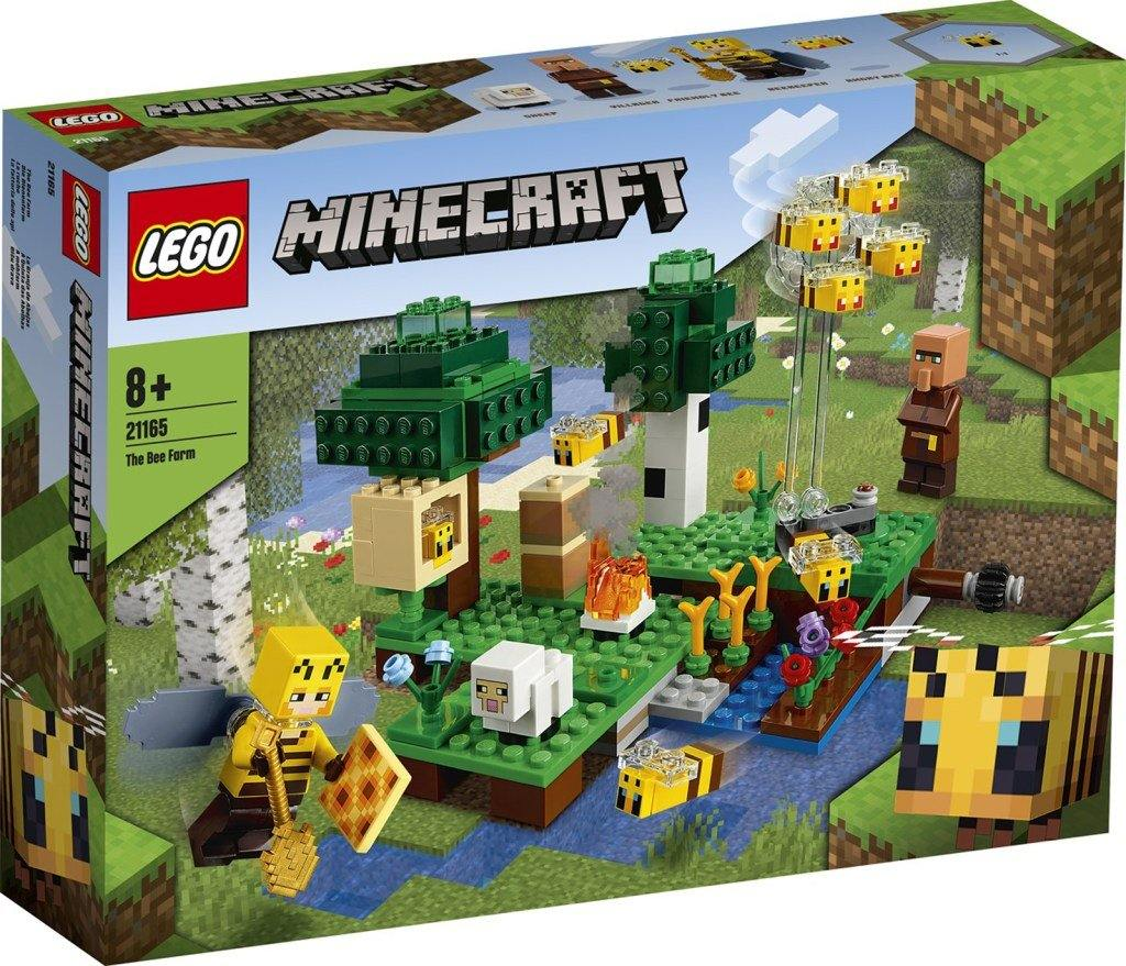First look - LEGO Minecraft Sets 2021