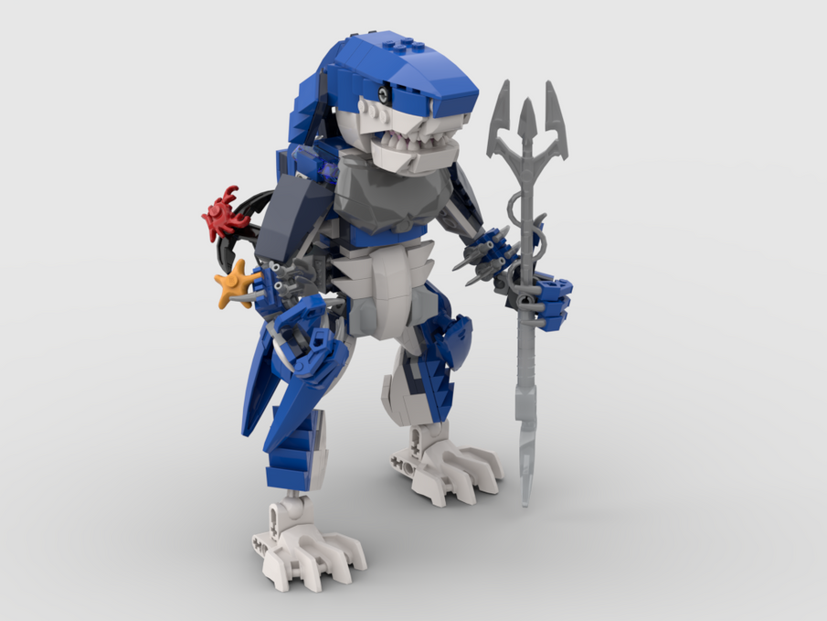 23 Lego Shark Ideas