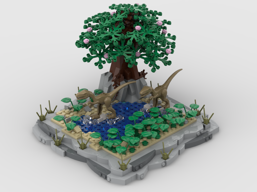 Lego Environment Ideas