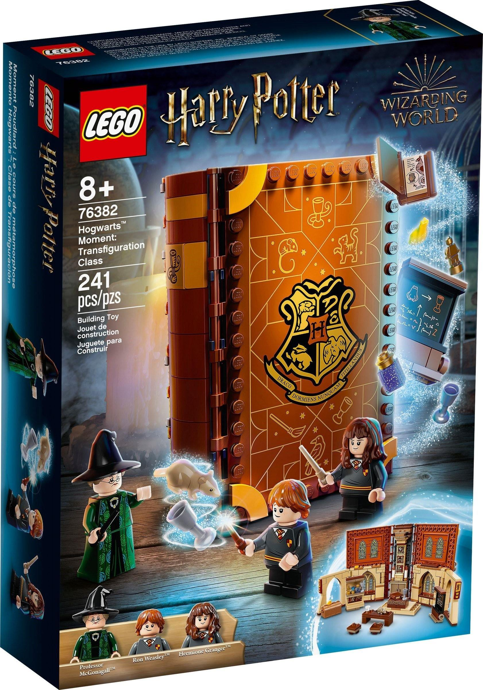 First look at LEGO set 76382 Harry Potter