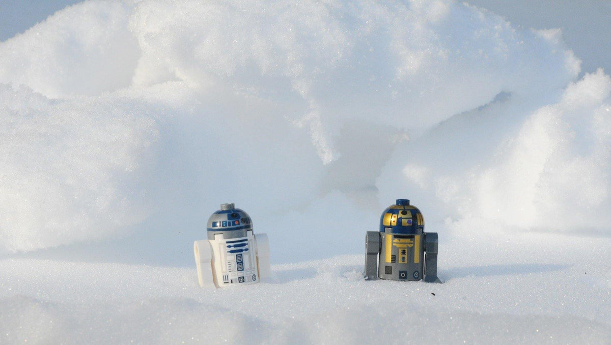 28 Lego Snow Models Ideas
