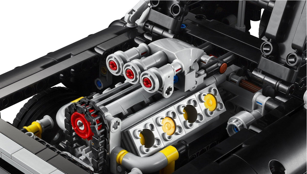 How to build Lego engine