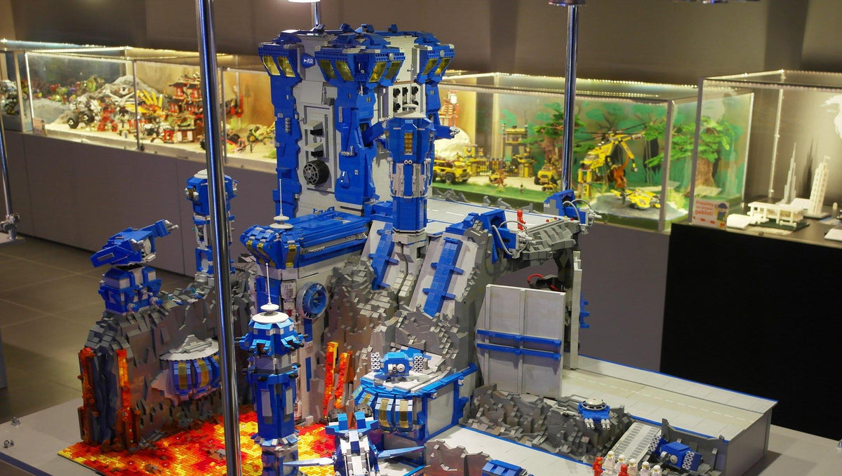 Amazing Lego Space Models