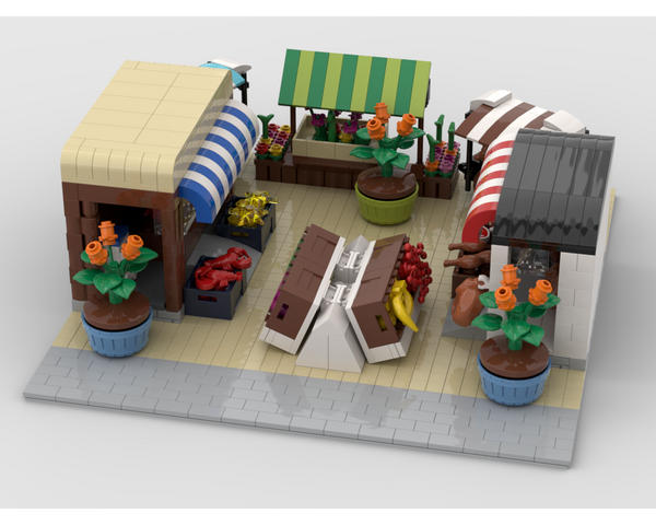 MOC - Modular Market - How to build it
