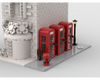 MOC - Modular Corner London Street | Turn every modular model into a corner