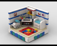MOC - Baby Room