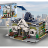 MOC - 10243 Modular City Hall Alternative Build - How to build it