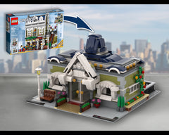 MOC - 10243 Modular City Hall Alternative Build