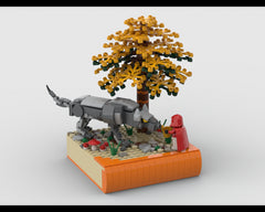 MOC - Little Red Riding Hood