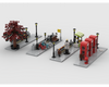 MOC - Modular Corner Pack - Turn every modular model into a corner