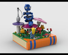 MOC - Alice's Adventures in Wonderland