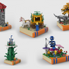 MOC - Fairy Tales Pack