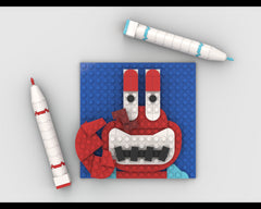MOC - Mr. Krabs Draw