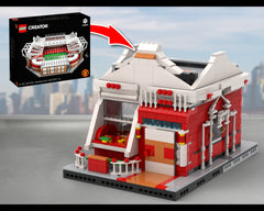 MOC - 10272 Modular Sushi Bar Alternative Build