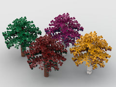 MOC - Colorful Trees for modular models