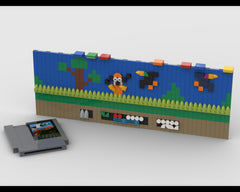 MOC - 71374 Duck Hunt | Nintendo Entertainment System Alternative Build