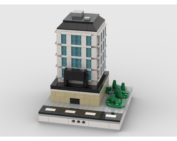 MOC - Office building | for modular city