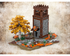 MOC - Watch Tower - How to build it