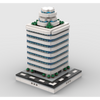 MOC - Skyscraper building #7 | for modular city