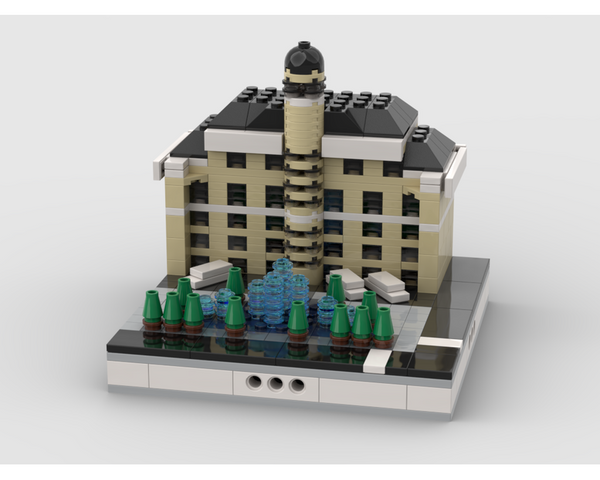 MOC - Bellagio Hotel for Modular City Las Vegas - How to build it