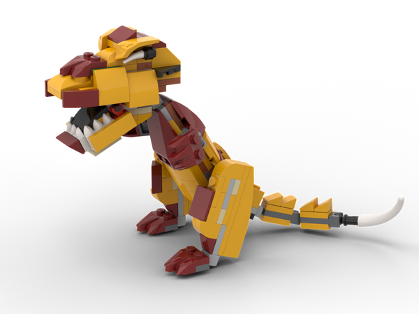 MOC - 31112 T-REX Alternative Build