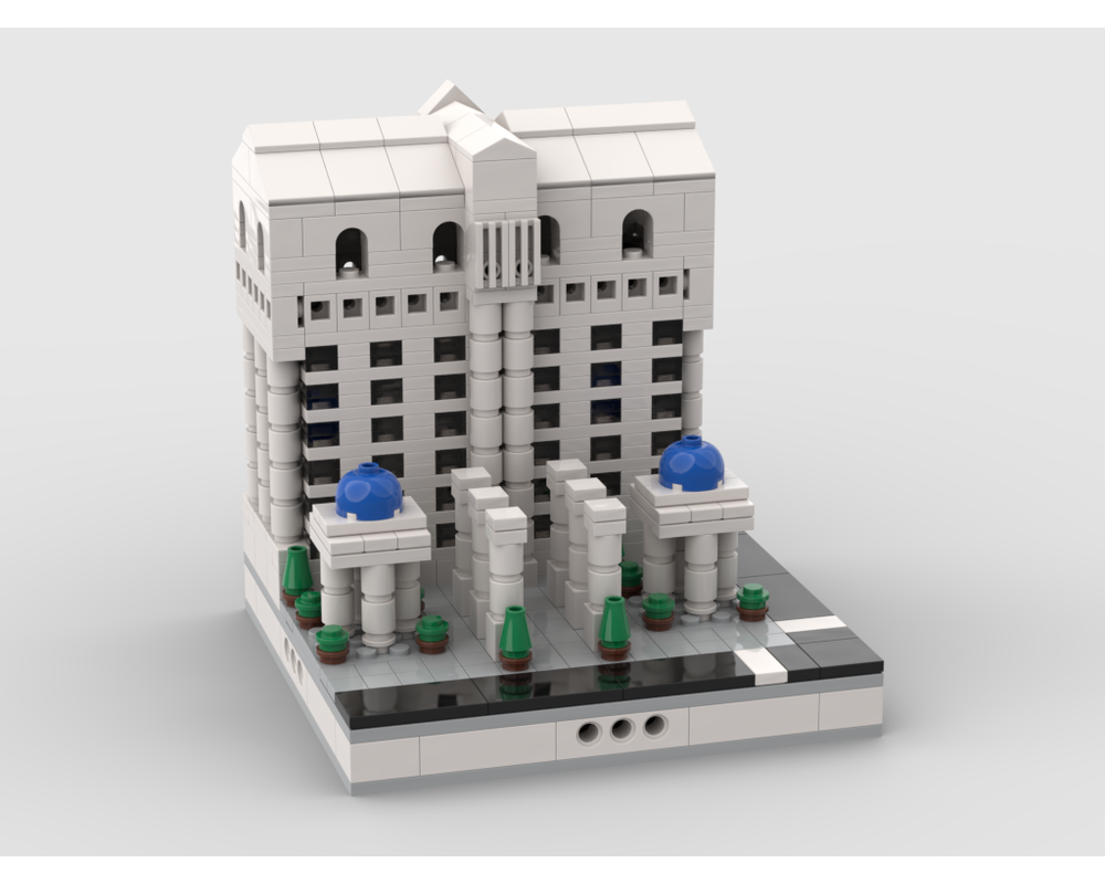 MOC - Caesars Palace for Modular City Las Vegas