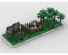 MOC - Agricultural fields for a Modular Village #2