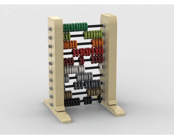 MOC - Abacus - How to build it