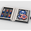 MOC - Avengers Collectors MiniFigure Book - How to build it