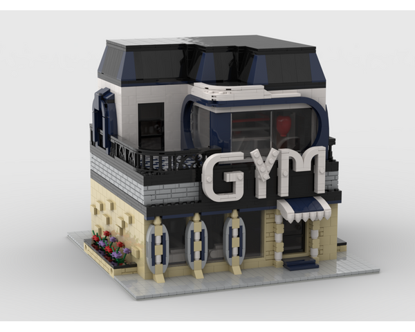 MOC - Modular GYM - How to build it