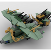 MOC - 70612 Fighter Jet Alternative Build