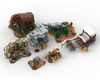 MOC - Caveman theme set | Including 7 MOCs