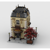 MOC - Modular luxury House - How to build it