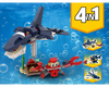 MOC - 31088 Orca Whale Alternative Build