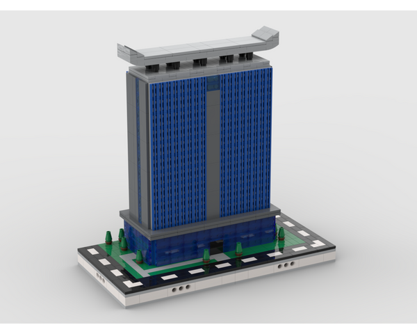 MOC - Office building 2 | Modular Office Center - How to build it