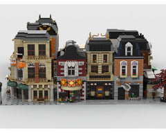 MOC - Modular Neighborhood | build from 15 MOCs