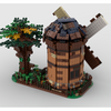 MOC - 21318 windmill Alternative Build - How to build it