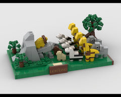 MOC - Lion King Circle of Life