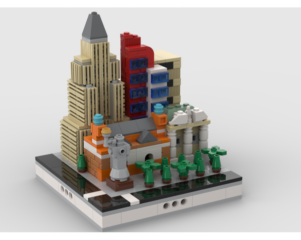 MOC - New York New York Hotel for Modular City Las Vegas