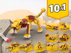 MOC - 31112 Alternative Build 10 in 1 | 10 MOCs