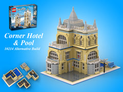 MOC - 10214 Modular Hotel & Modular Pool Alternative Build