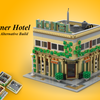 MOC - 10278 Corner Hotel Alternative Build