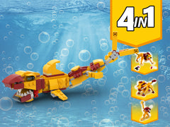 MOC - 31112 Shark Alternative Build