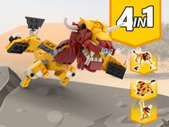 MOC - 31112 Dragon Alternative Build