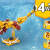 MOC - 31112 Sea Monster Alternative Build