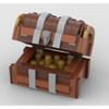 MOC - Gold Chest - How to build it